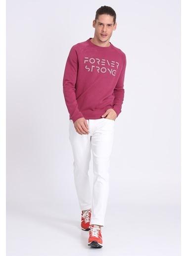 Lufian Sweatshirt Fuşya